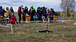 Областные соревнования по ракетомоделистов